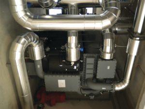Impianti idrici industriali e civili