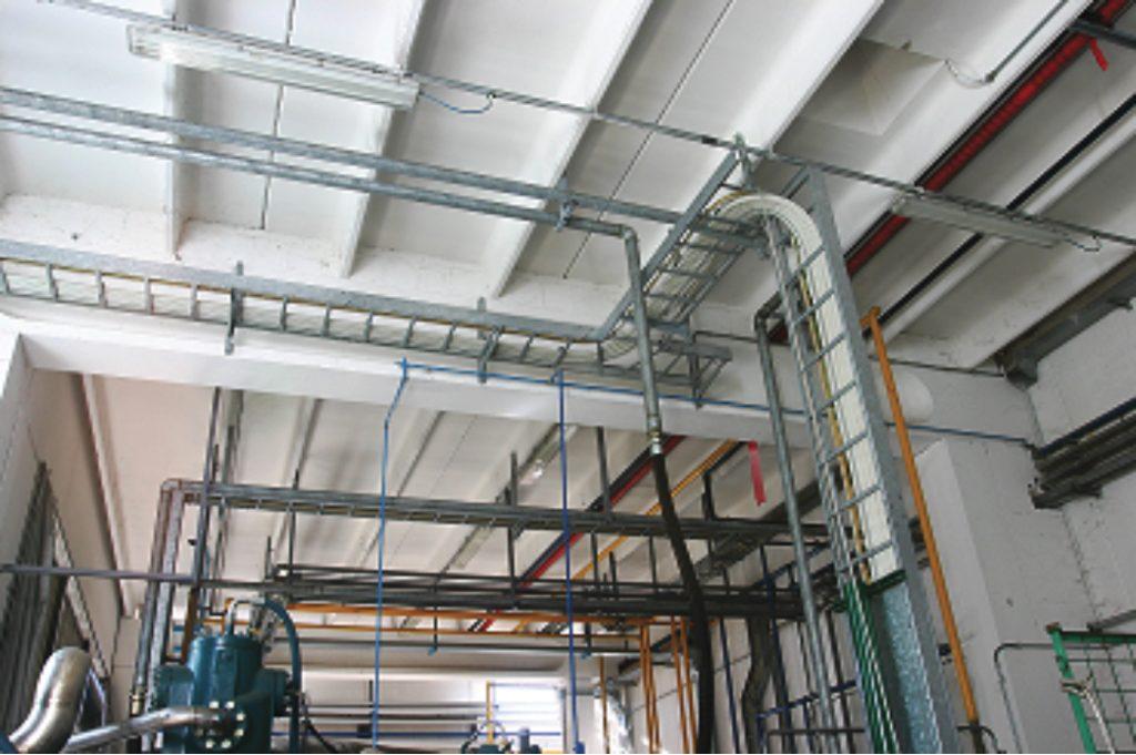 Impianti elettrici e speciali del settore industriale, terziario, alimentare e farmaceutico
